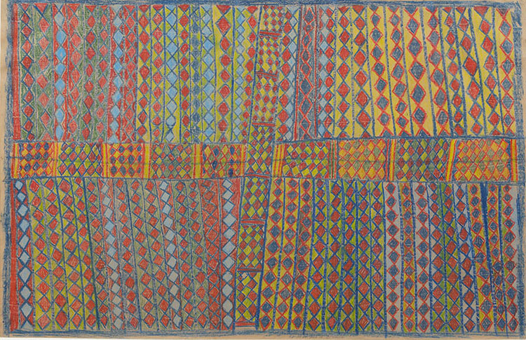 Yirrkala drawing, Berndt collection