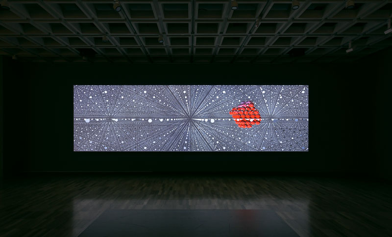 Semiconductor, Where Shapes Come From, 2016,