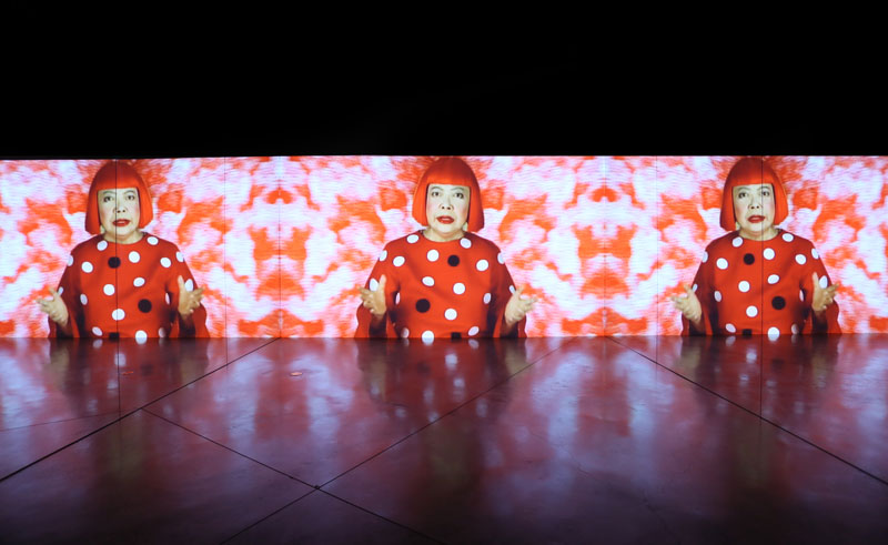 Yayoi Kusama, Confessions of a Manhattan Suicide Addict, video