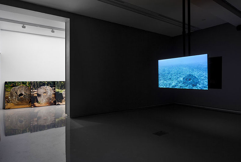 Nicholas Mangan, Limits to Growth, installation view MUMA
