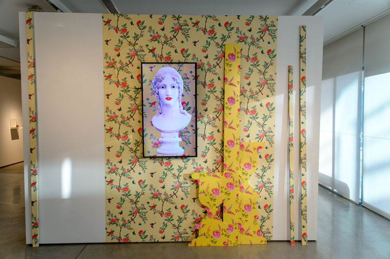 Garry Carsley, installation view, UTS Gallery