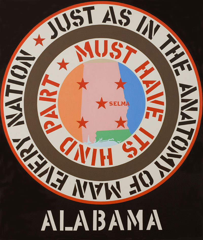 Robert Indiana, painting