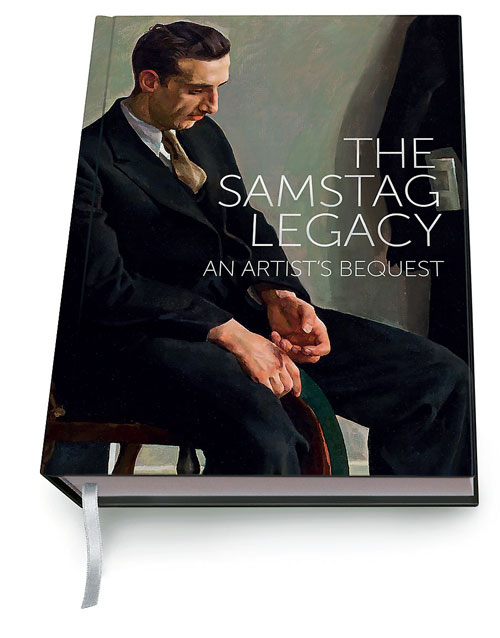 The Samstag Legacy. Book cover