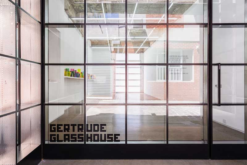 David Sequeira, Fugue, Gertrude Glasshouse