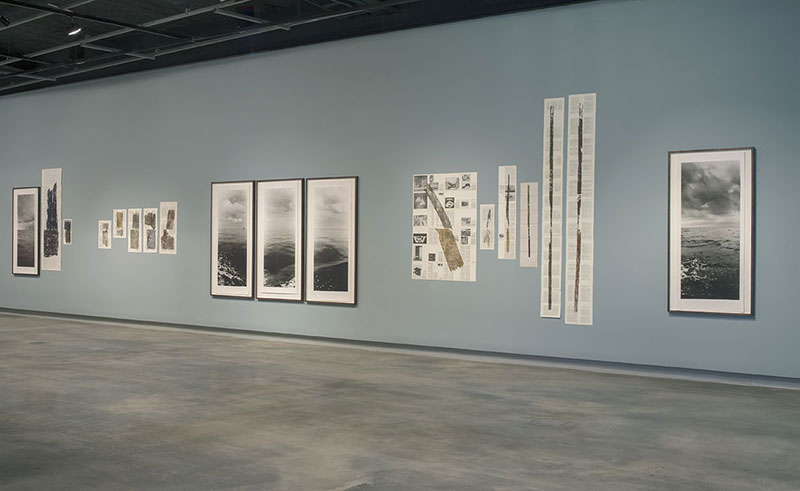 Simryn Gill, installation view