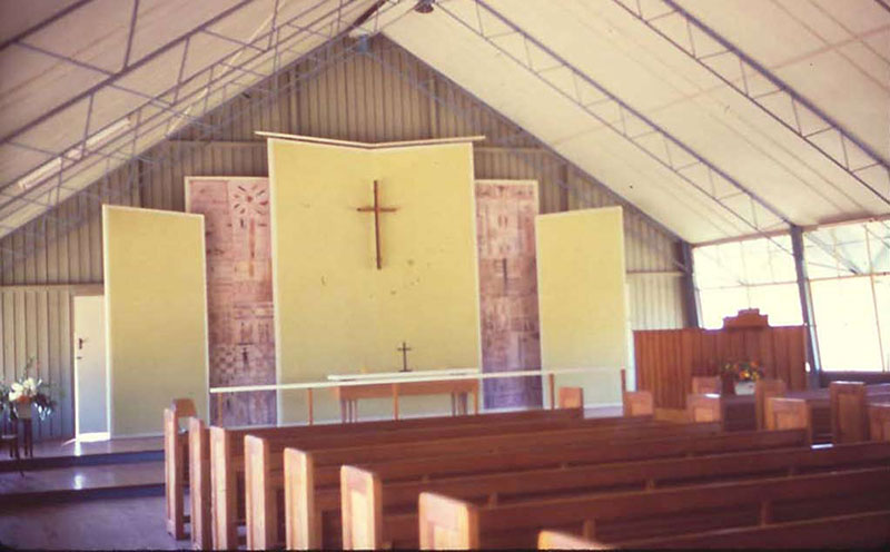 Yirrkala Church Panels