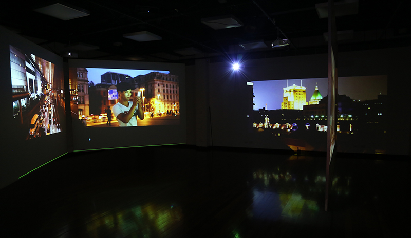 Georgia Wallace-Crabbe, installation view at UNSW Galleries