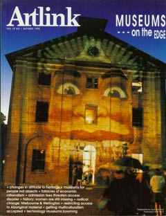 Cover of Museums on the Edge