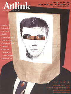 Cover of The 7th International Video Festival