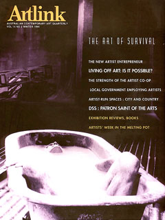 Cover of The Art of Survival