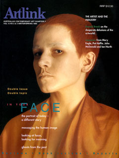 Cover of Portraiture and Faciality