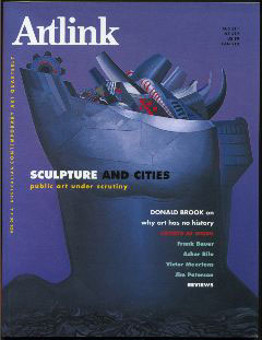 Cover of Sculpture and Cities