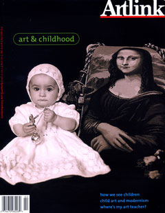 Cover of Kidding Around: Children in the Visual Arts