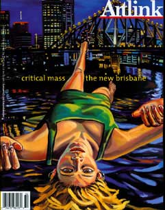 Cover of Critical Mass: the new Brisbane