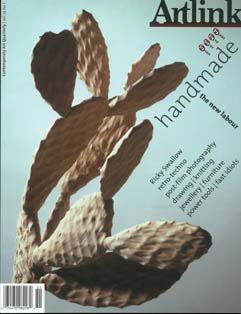 Cover of Handmade: the New Labour