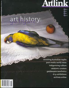 Issue  26:1 | March 2006 | Art History: Go Figure