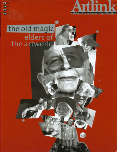 Cover of Elders: The Old Magic