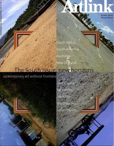 Cover of The South Issue: New Horizons