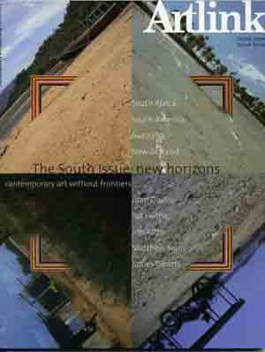 Issue  27:2 | June 2007 | The South Issue: New Horizons