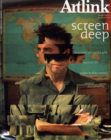 Cover of Entering the Screen