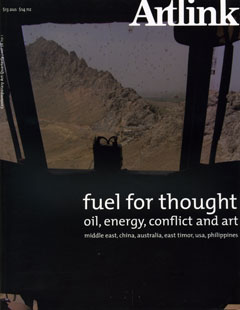 Fuel for Thought: oil, energy, conflict and art