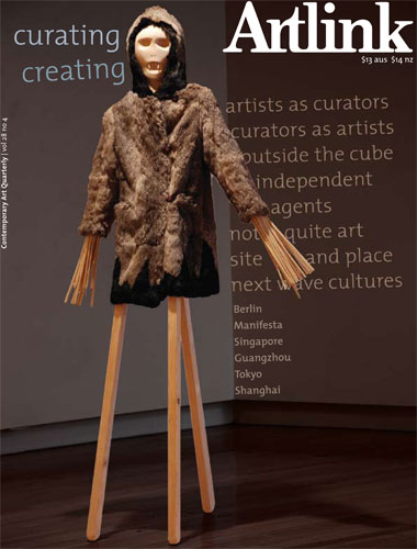 Cover of Curating : Creating