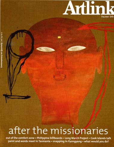 Cover of After the Missionaries