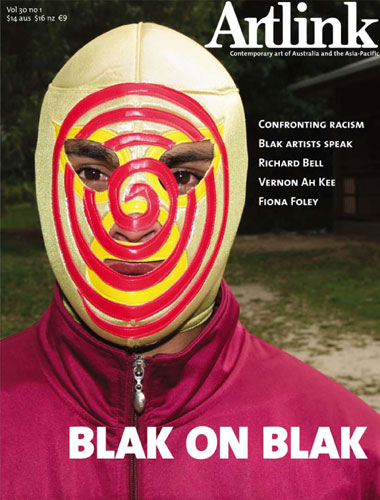 Cover of Blak on Blak
