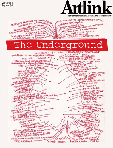 Cover of The Underground