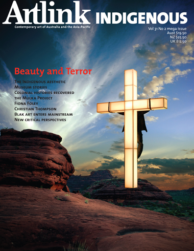 Cover of Indigenous: Beauty & Terror