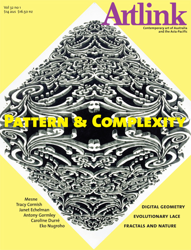 Cover of Pattern & Complexity
