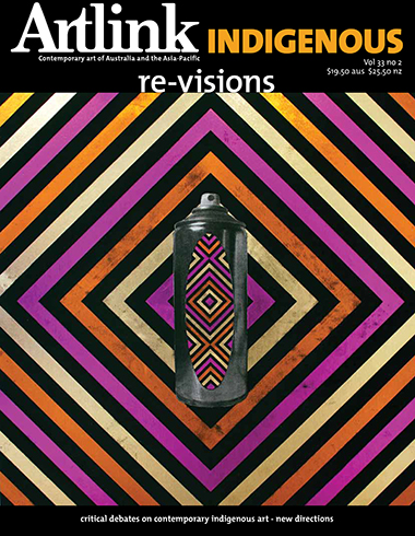 Cover of Indigenous: Re-visions