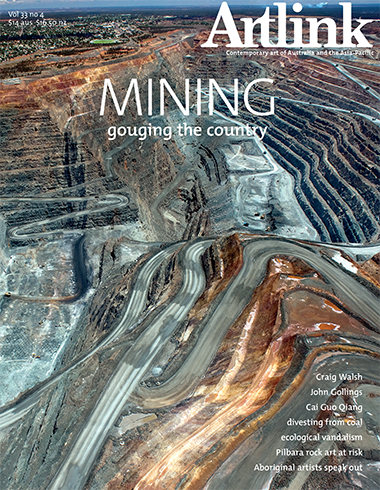 Cover of Mining: Gouging the country