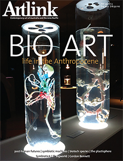 Issue  34:3 | September 2014 | Bio Art