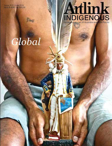 Cover of Globalising teaching and learning in Indigenous Studies