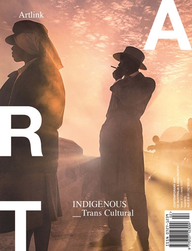 Cover of Indigenous_Trans Cultural