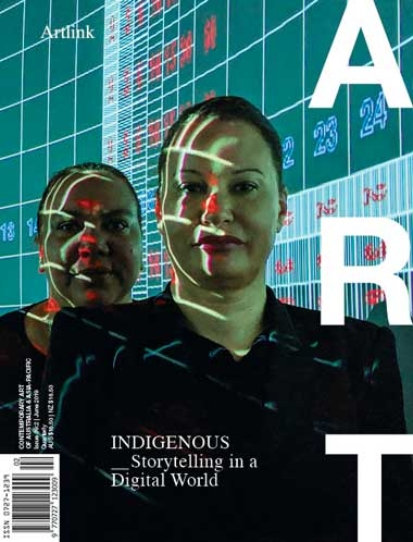 Cover of Indigenous: Storytelling in a Digital World